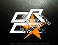 Crazy Racers Crew © Official logo