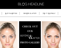 Website Layout Concepts