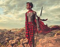 TRIBE - Maasai