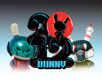 DUNNY SERIES 2012