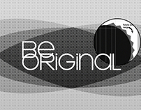 Be Original - logo&branding