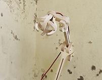 'Bones' Desk Lamp