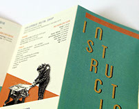 Instructional Shops Brochure
