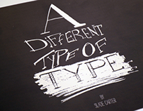 A Different Type of Type