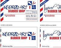 Business Cards / Promotional Items