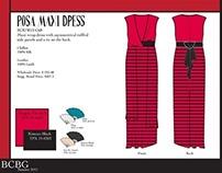 Tech Pack - BCBG Dress