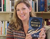 Kickstarter Campaign Video - author Kari Aguila