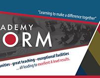 The UCL Academy – External Banner