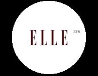 Elle.ru on iPad