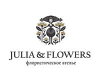 Julia & Flowers