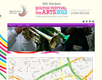 Bolton Festival Of The Arts