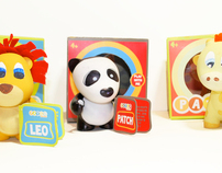 Patch Toy Packaging