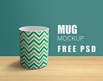 Free Psd Mug Mockup