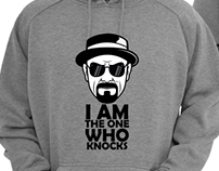 Breaking Bad Sweatshirt/T-shirt Design