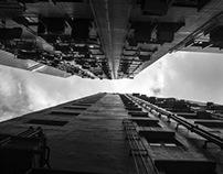 Cityscapes in Hong Kong