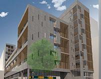 Proyecto Arquitectónico - Edificio de Viviendas