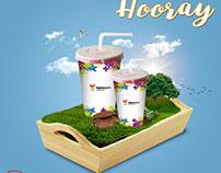 Paricott Paper Cups   Social Media Creative Ads