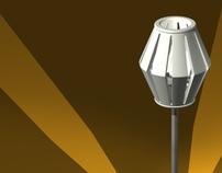 PARTICLE DIVIDING lamp