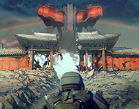 Anomaly Korea Intro