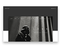 l o u d - Website Project