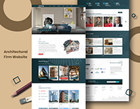 Architectural Firm Website