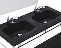 Oregon - glass wash basin