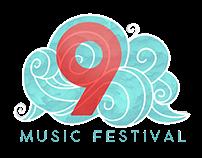 Cloud 9 Music Festival | Posters