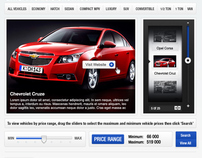 GMSA Show Room Image Flash Application Pitch