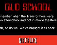 Netflix ads (spec)