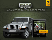 Jeep 70th Anniversary