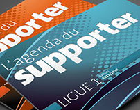 L'Agenda du supporter 2012 (Ligue 1 et Top 14)