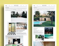 Digital Design for a architectureDesign Company