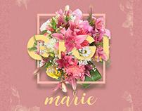 Gigi Marie Youtube banner graphic