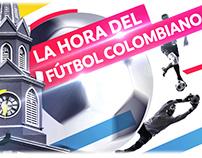 LA HORA DEL FÚTBOL COLOMBIANO-DIMAYOR