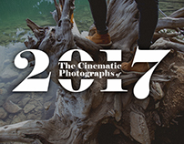 The Cinematic Photographs of 2017