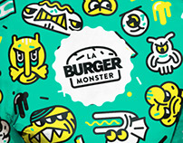LA BURGER MONSTER