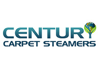 Century Carpet Steamers Lettering