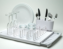OXO Mechanical Dish Rack