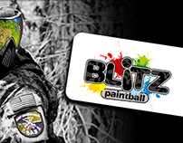 Logo Blitz Paintball