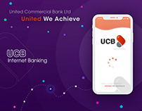 UCB new look — Logo and App