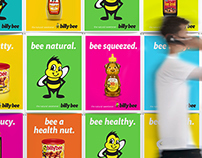 Billy Bee Honey Advertising Campaign