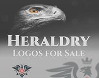 Heraldry Logos for Sale