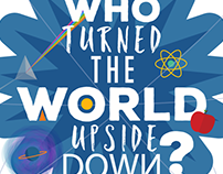 "Branding Campaing ""Who Turned the World Upside Down?"""