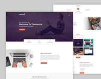 Themeunix Agency template