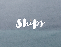Ships. A super tiny project.
