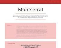 Type Foundry Website