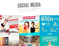 Mídias Sociais / Cia Athletica Manaus
