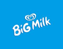 big milk / social media