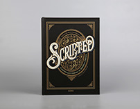 Scripted -- Custom Lettering in Graphic Design