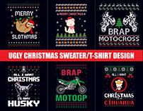 Ugly Christmas Sweater/T-Shirt Bundle